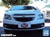 Foto Chevrolet Prisma Branco 2013/2014 Á/G em Campo...