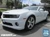Foto Chevrolet Camaro Branco 2010/2011 Gasolina em...