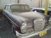 Foto Mercedes-benz C 220 1963 à - carros antigos