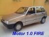 Foto Fiat Uno Mille 1.0 Fire, 4 Portas, Cinza, 2002
