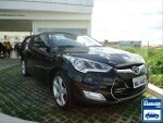 Foto Hyundai Veloster 1.6 Preto 2011/2012 Gasolina...