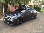 Foto Mercedes-benz e 63 amg 5.5 v8 32v bi-turbo...