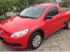 Foto Volkswagen Saveiro 1.6 trend vermelha 2011