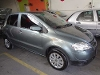 Foto Volkswagen Fox Trend 1.0 8v Flex Cinza 2010