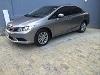 Foto Honda Civic Cinza 2013