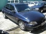 Foto Carro escort zetec 1.8 ford 1999 gasolina 4...