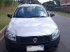 Foto Fiat Strada Working 1.4 Prata 2013 Cabine Dupla