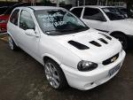 Foto Chevrolet - corsa 2p wind - branco - 1996