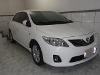 Foto Toyota Corolla xei branco 2013 14 2014