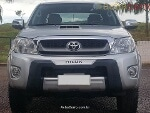 Foto Toyota hilux cd srv d4-d 4x4 3
