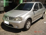 Foto Renault logan 1.0 authentique 16v flex 4p...