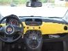 Foto Fiat 500 Sport Amarelo