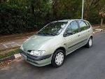 Foto Renault Scenic Motor 1.6, 2000, Verde. (Revisado)