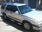 Foto Chevrolet Blazer 2.4 8V Frente pit bul