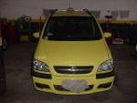 Foto Gm Chevrolet Zafira ex taxi 2008