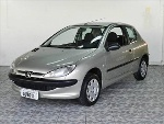 Foto Peugeot 206 1.4 sensation 8v flex 2p manual /2008