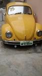 Foto Fusca Amarelo Ano 75 1975