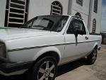 Foto Volkswagen Saveiro 1.6 8V Branco 1986