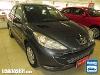 Foto Peugeot 207 Passion Cinza 2010/2011 Á/G em...