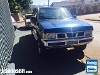 Foto Nissan Pick-up D-21 Azul 1996/1997 Diesel em...