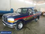 Foto Ford F1000 Sem Versão 2P Diesel 1997/ em Monte...
