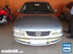 Foto VolksWagen Gol G3 Cinza 2001/2002 Gasolina em...