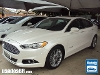 Foto Ford Fusion Branco 2013/2014 Elétrico em Goiânia