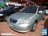 Foto Toyota Corolla Prata 2007/2008 Gasolina em...
