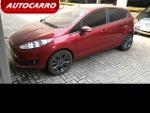 Foto Ford fiesta 1.6 se hatch 16v / 2014 / grena
