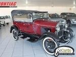 Foto Ford BIGODE - Usado - Vinho - 1929 - R$ 65.000,00
