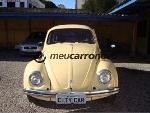 Foto Volkswagen fusca 1300 2p 1979/ gasolina amarelo