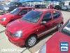 Foto Renault Clio Hatch Vermelho 2009/2010 Á/G em...