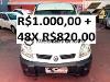 Foto Renault kangoo express 1.6 16V(HI-FLEX) 4p (ag)...