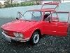 Foto Volkswagen brasilia 1977/ vermelho