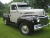 Foto Pick Up Ford 1946