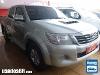 Foto Toyota Hilux C.Dupla Prata 2012/2013 Diesel em...