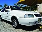 Foto Volkswagen Santana Branco 2006