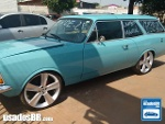 Foto Chevrolet Caravan Azul 1977/ Gasolina em Goianira