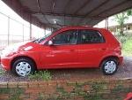 Foto Chevrolet celta lt - completo vermelho