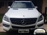 Foto Mercedes ML 350 - Usado - Branca - 2014 - R$...