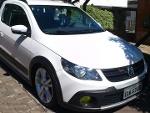Foto Volkswagen Saveiro Cross CE 1.6 8V Branco 2012/