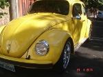 Foto Vw Fusca 76 Restaurado, personalizado Amarelo,...