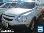 Foto Chevrolet Captiva Prata 2011/ Gasolina em Brasília