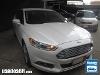 Foto Ford Fusion Branco 2013 Gasolina em Brasília