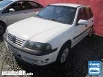 Foto VolksWagen Gol G3 Branco 2002/2003 Gasolina em...