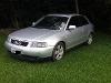 Foto Audi A3, 2 portas, 1.8T kit upgrade 270cv 2001