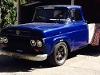 Foto Ford F100 1962