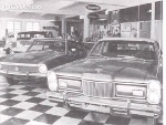 Foto Ford landau ltd 4800 gasolina 4p manual 1974/