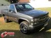 Foto GM - Chevrolet Silverado Conquest 4.1D 97 Cinza
