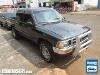 Foto Toyota Hilux C.Dupla Cinza 1995 Diesel em Campo...